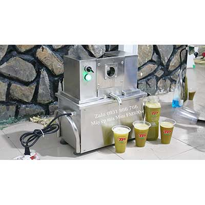 FM800 mini sugarcane juicer